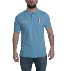 Paris Polo Light Blue