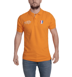 Paris Polo Orange