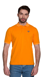 Small Laurel Polo Orange