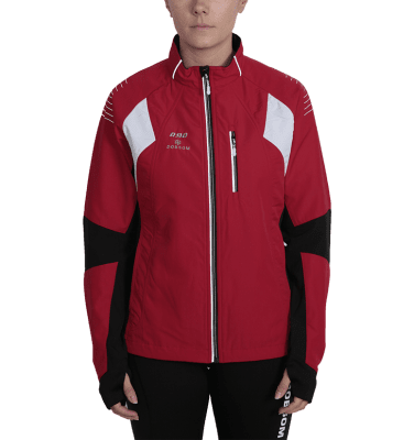 R90 Winter Jkt wmn Red