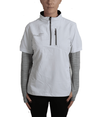 R90 Active jacket wm White