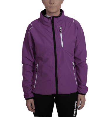 Zink Jkt wmn Purple
