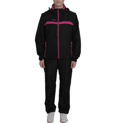 Vimle set wmn Black/Pink