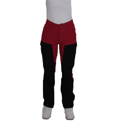 Vikan Pants wmn Red