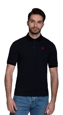 Small Laurel Polo Black