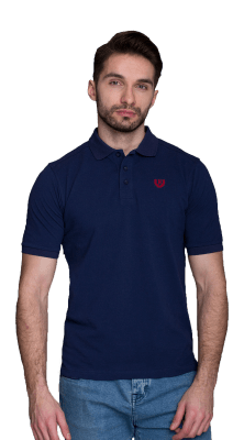 Small Laurel Polo Navy