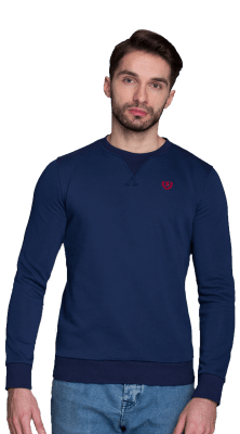 Small Laurel Sweater Navy