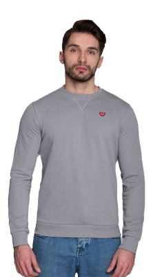 Small Laurel Sweater Grey